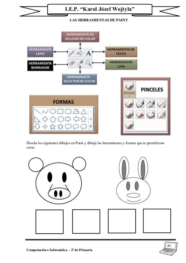 Libro de Computación - 2° Primaria
