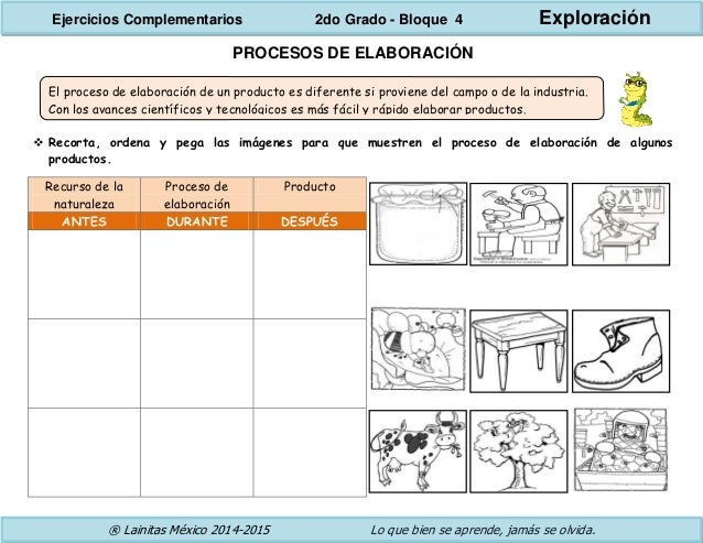 2do grado bloque 4 ejercicios complementarios 2do grado for Housedesigner com plans