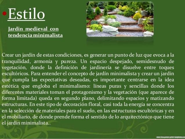 2do parcial jardin de techo for Casa minimalista definicion