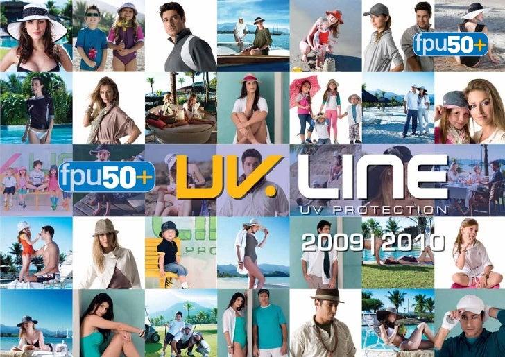 HistóricoA UV Line é a primeira marca latino-americana de roupas e acessórios com proteção solar.Nossos tecidos tecnológic...