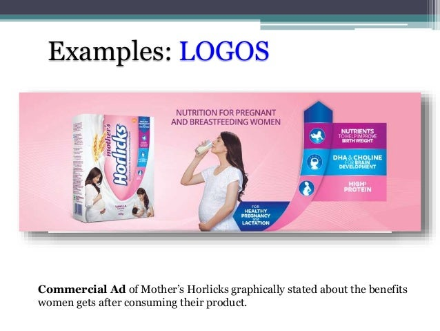 examples of logos in advertising