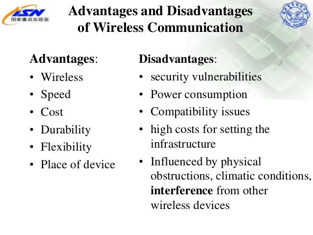 The Advantages & Disadvantages of Wi-Fi