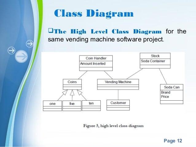 Uml1 powerpoint templates page 12 class diagram ccuart Choice Image
