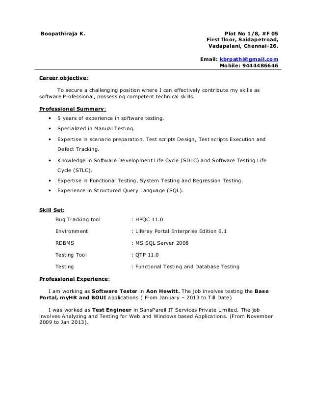 boopathiraja_Resume
