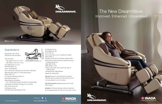 dreamwave brochure