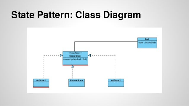Mario tennis presentation state pattern class diagram ccuart Image collections