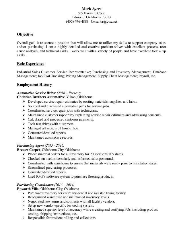 stunning purchase coordinator resume images simple resume office
