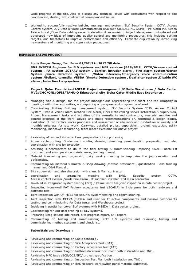 Resume S Saravanan