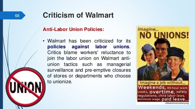 anti wal-mart essays