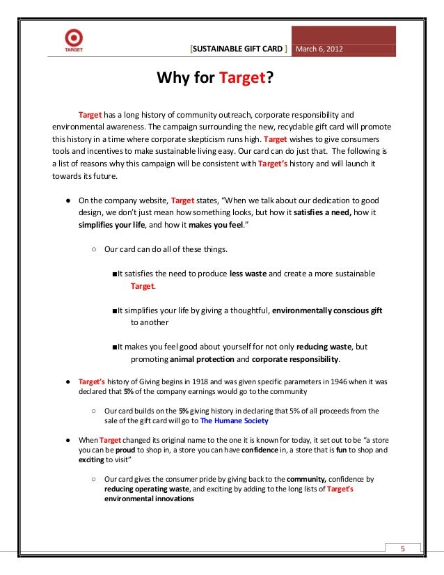 swot target corporation Swot analysis of target corporation - strengths are profitability and business outlook full coverage of market, competition, external and internal factors detailed.