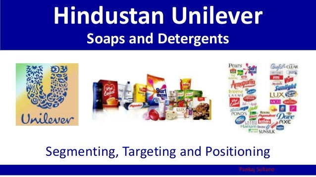 strategic plan of hindustan unilever limited