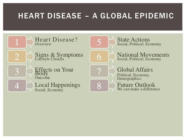 Heart Disease Presentation