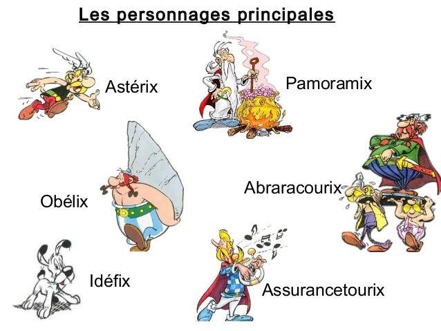 Ast rix - Personnage asterix et obelix ...
