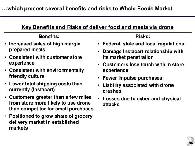 Whole Foods Market's Organizational Structure Analysis