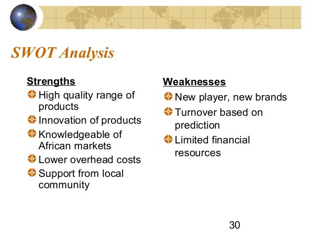 swot shiseido Limitations of swot analysis for shiseido although the swot analysis is widely used as a strategic planning tool, the analysis does have its share of limitations certain capabilities or factors of an organization can be both a strength and weakness at the same time this is one of the major limitations of swot analysis.