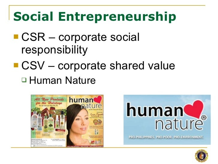 empirical essays on entrepreneurship and corporate social responsibility To future entrepreneurs, consider integrating corporate social responsibility into your business plan or even developing a csr branch of your organization not only will it provide you a great way to do well by doing good, it could help drive sales and popularity in the way that tom's, patagonia, and.