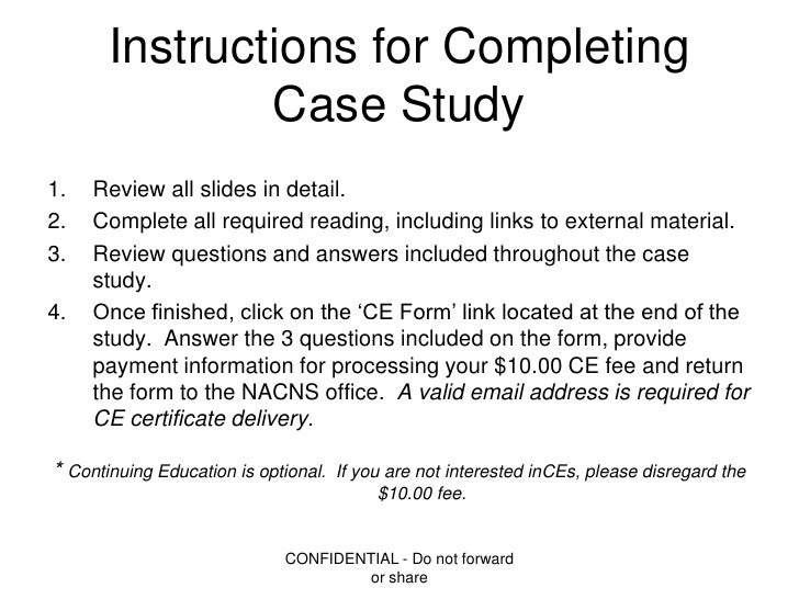 case study report the life and Examples of common case study interview questions and answers learn the correct answers for case study questions home as is the case in real life.