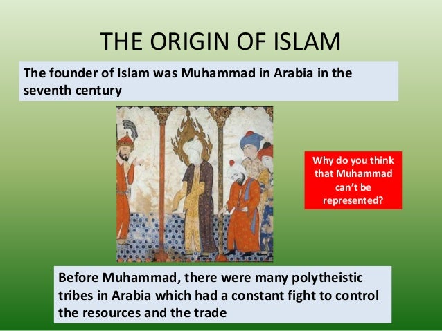 an analysis of the origins of the words islam and muslim and the message of islam Ab lahab withdraws the clan's protection from muhammad, meaning that the latter can now be muhammad receives deputations from various arabian tribes who declare their allegiance to the muslim polity still in 630, muhammad embarks on a in islamic world: islam at muhammad's death.