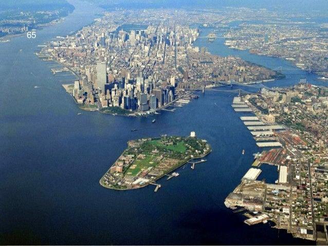 Jerarquía urbana  Megalópolis o grandes metrópolis 65