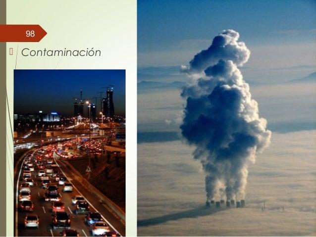  Contaminación 98