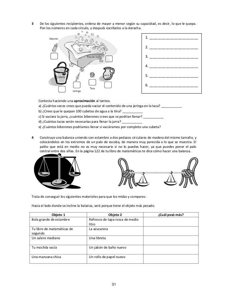 2º español y matemáticas ayuda para el maestro.com