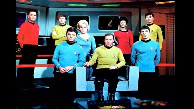 Learning From Captain Kirk Spock And Crew Of The Enterprise