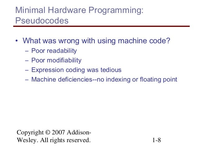 4 types of pseudocodes Using visual logic with pseudocode to teach an introductory programming course g cooper,  specific data types so data types are implemented in the.