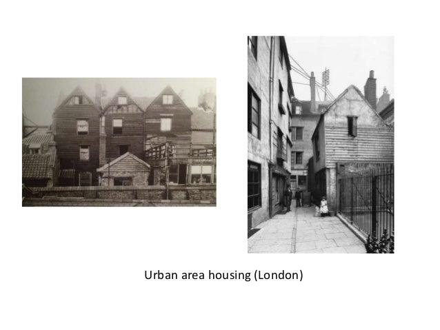 Urban area housing (London)