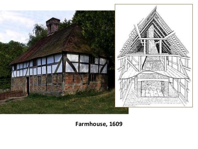 Farmhouse, 1609