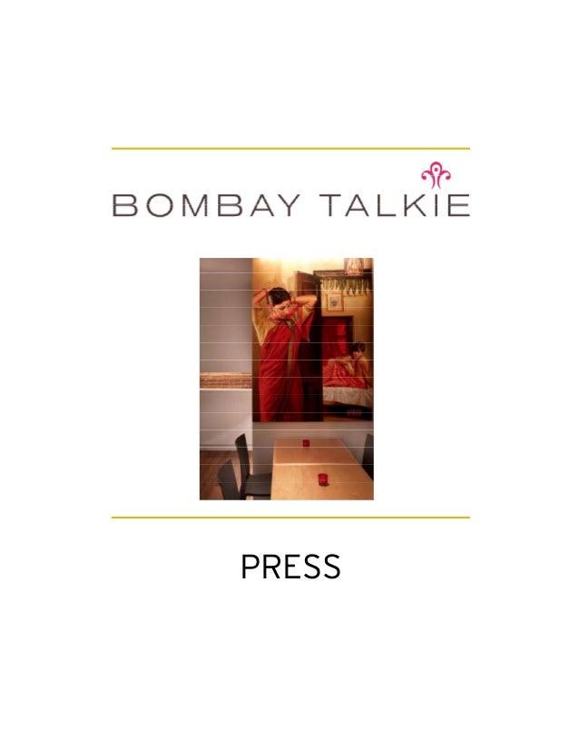 Bombay Talkie Press e