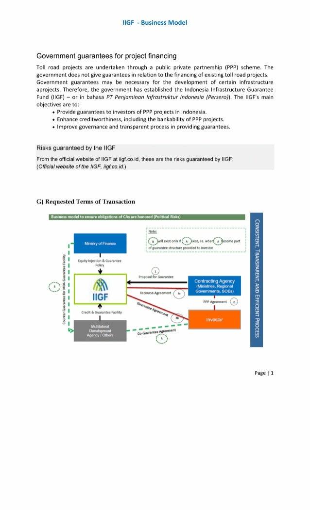 01-IIGF Business Model
