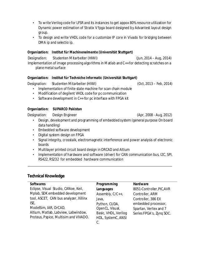 sagheer kashif resume