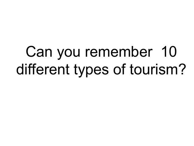 2 factors affecting tourism