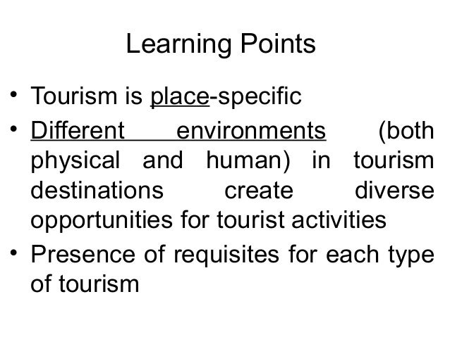 factors influencing supply of tourism Non-price factors affecting demand: what companies need to know  the  demand of related goods when the supply increases or decreases.