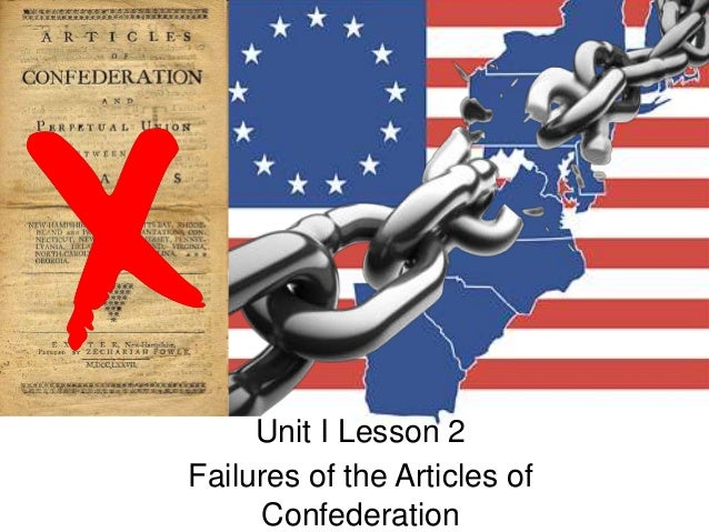 10 reasons why America's first constitution failed ...