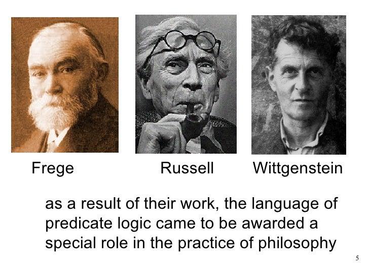 Ludwig Wittgenstein (1889—1951)