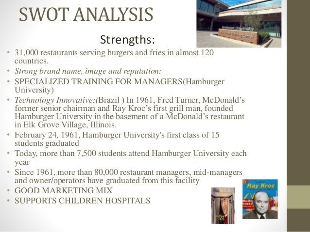 Swot analysis for popeyes