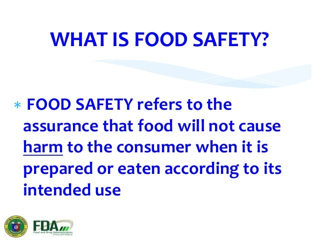 What are the Types of Hazards? HAZARD – A property that may cause food to be unsafe •Biological Hazard •Chemical Hazard ...