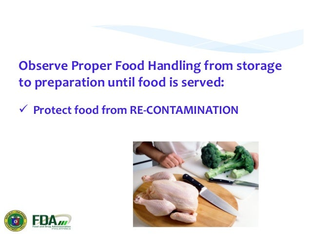 2 Philippine Food Safety Act Of 2013