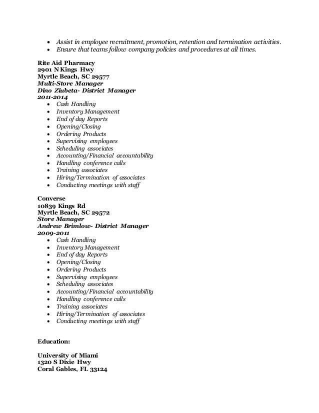 Comfortable Myrtle Beach Accounting Resume Pictures Inspiration ...