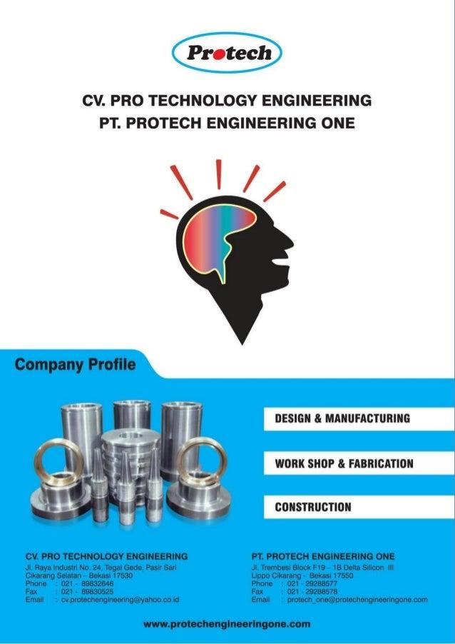 Company Profile Protech Engeneering One