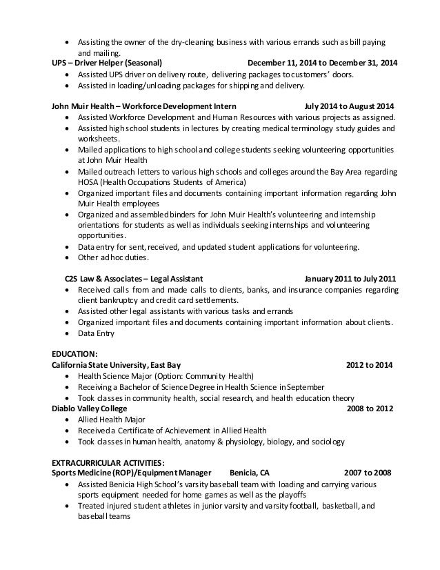 Laborer Resume Entry Level  Business Owner Resume Sample