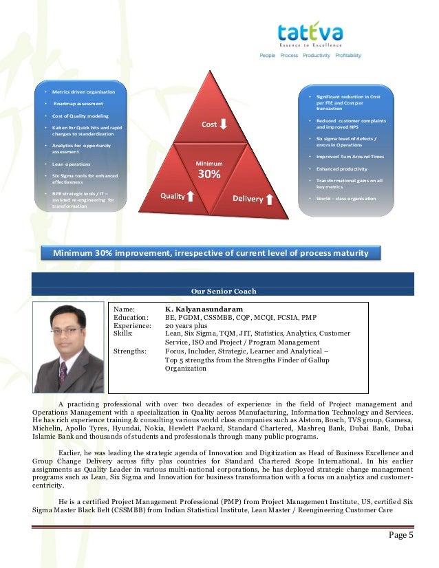 Dorable Kosten Six Sigma Green Belt Zertifizierung In Indien Image ...