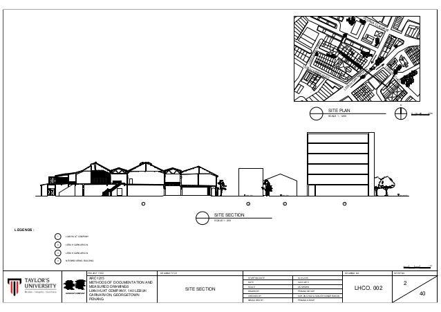 2 Final Site Section Ready Plot A1 Titleblock Landscape Updated
