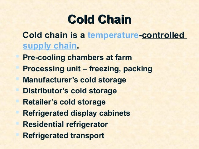 Cold ...  sc 1 st  SlideShare & Food preservation