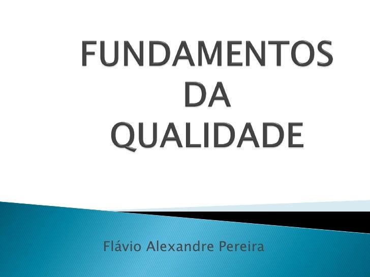 Flávio Alexandre Pereira