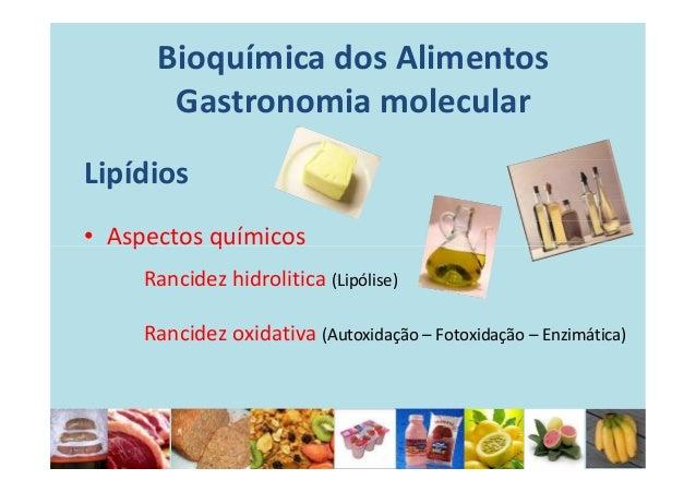 2 gastronomia molecular senac modo de compatibilidade for Quimicos para cocina molecular