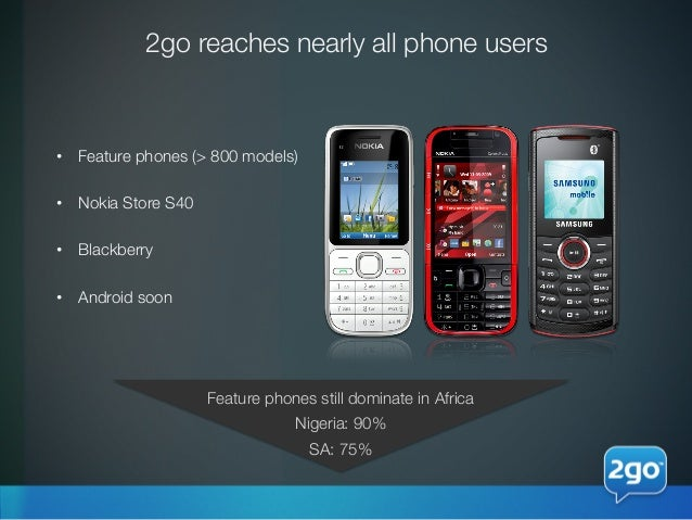 2go overview with nigeria case study 20130325