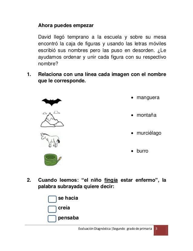 2° grado cuadernillo comunicación primaria. Slide 3