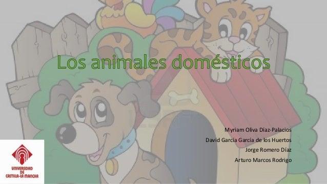 Myriam Oliva Díaz-Palacios David García García de los Huertos Jorge Romero Díaz Arturo Marcos Rodrigo